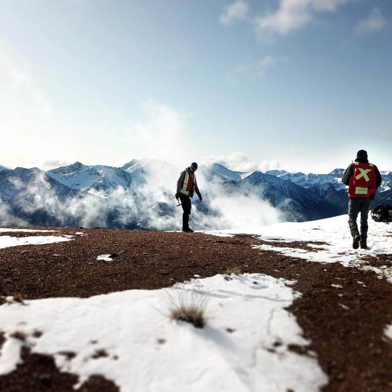 Explorers mountain home header