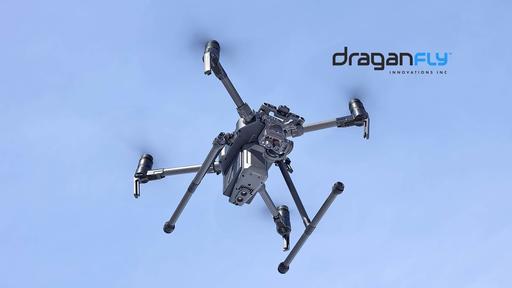 draganfly cargo