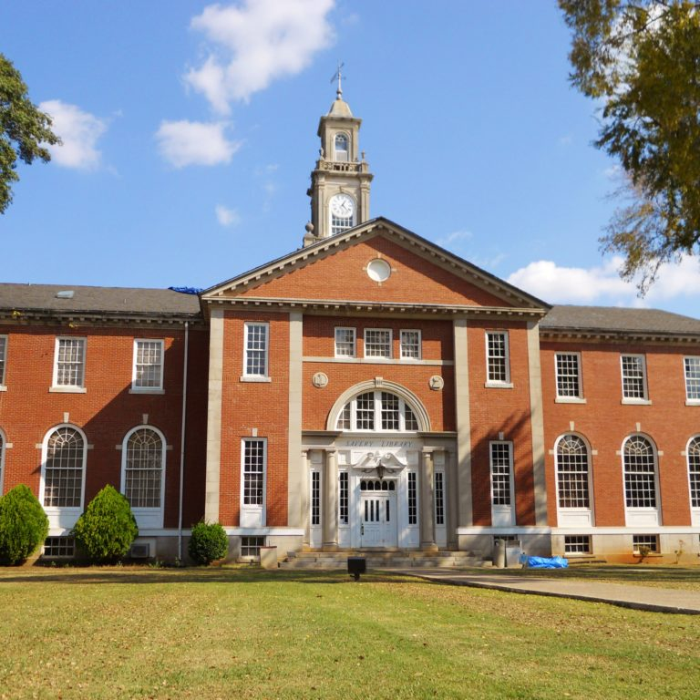 Talladega College Savery Library