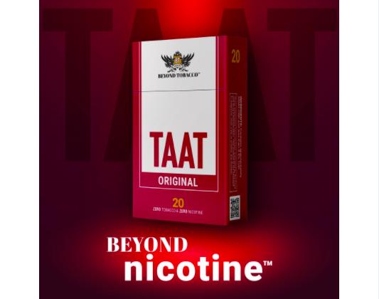 Beyond nicotine
